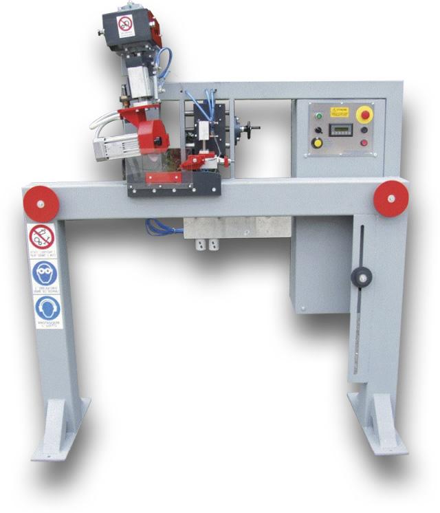 automatische Schleifmaschine